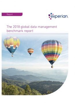 The 2018 global data management benchmark report