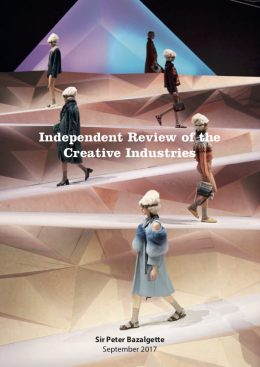 2017 Independent Review on the Creative Industries