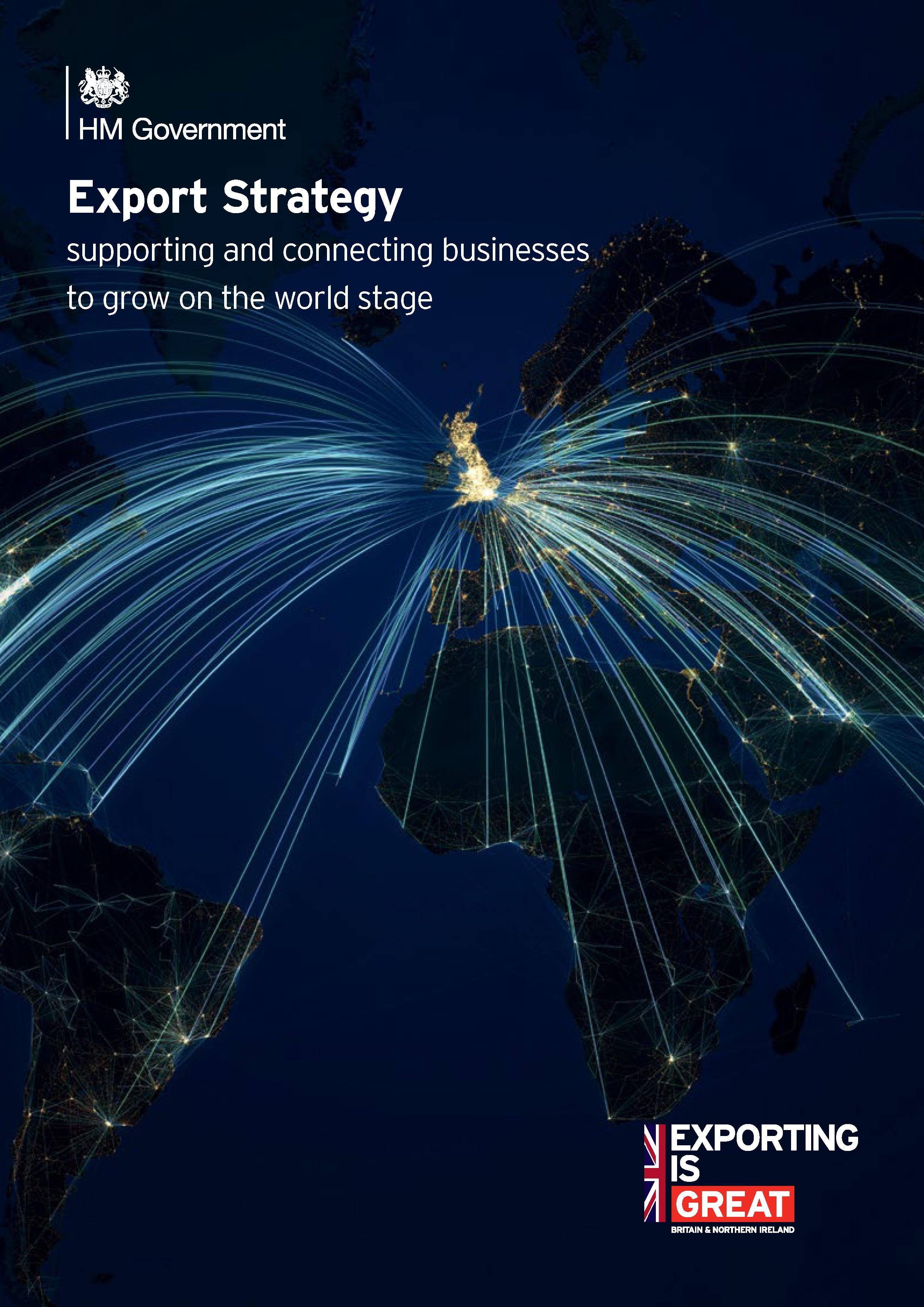 HMG Export Strategy 2018